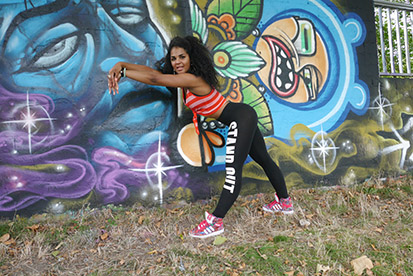 Urban Dancers - Female Hiphop lessen